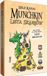Black Monk Munchkin - Lista Skarbów (225299)