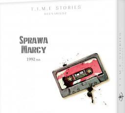 Rebel Gra planszowa T.I.M.E Stories: Sprawa Marcy (225187)