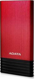 Powerbank ADATA X7000 7000mAh Czerwony (AX7000-5V-CRD)