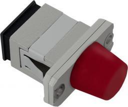 Qoltec Adapter światłowodowy hybrydowy SC/UPC-FC/UPC simplex MultiMode (54152)