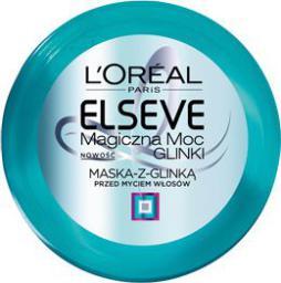 L'Oreal Paris Elseve Magiczna Moc Glinki Maska do włosów przed myciem 150ml