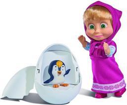 Simba Masza i Niedźwiedź Masza z pingwinem - 225540