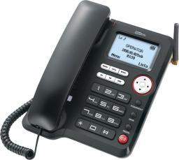 Telefon przewodowy Maxcom MM 29D - telefon stacjonarny na kartę SIM!