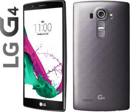Smartfon LG G4 32 GB Szary  (G4 METALLIC GRAY)