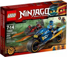 Lego Ninjago Pustynna błyskawica (70622)