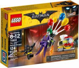 LEGO Batman Balonowa ucieczka Jokera (70900)