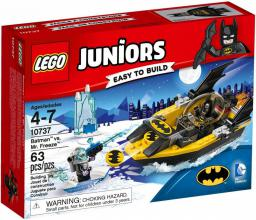 Lego Juniors Batman kontra Mr. Freeze (10737 )