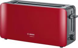 Toster Bosch Czerwony (TAT6A004)