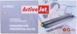 Activejet Folia kopiująca AF-KXFA57 (zamiennik Panasonic KX-FA57; Supreme; czarny)
