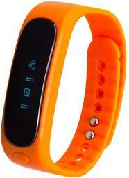 Smartband Garett Electronics Fitness Pomarańczowy