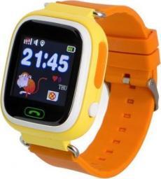 Smartwatch Garett Electronics Kids 2 Pomarańczowy  (5906395193684)