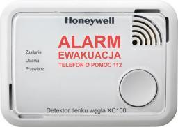 Honeywell Detektor tlenku węgla CO (XC100-PL)