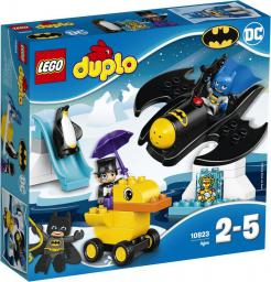 LEGO Duplo Przygoda z Batwing (10823)
