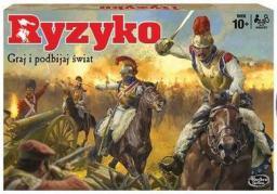 Hasbro Gra Ryzyko (B7404)