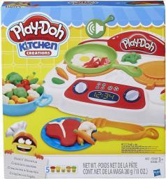 Hasbro Play-Doh Wesoła kuchenka - B9014