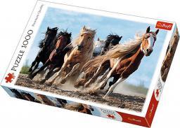 Trefl Puzzle 1000 Galopujące konie (226183)
