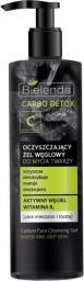 Bielenda Carbo Detox Żel węglowy oczyszczający do mycia twarzy  195g