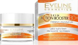 Eveline Skin Action Booster 30+ Hydro-krem nawilżający na dzień i noc 50ml