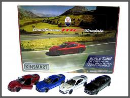 Hipo Maserati Gran Tursimo Mc Stradale 1:38 (HXKT202)