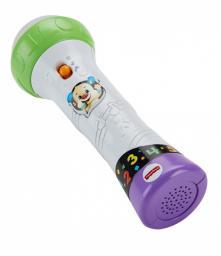 Fisher Price Mikrofon Malucha – Śpiewaj i nagrywaj! (FBP38)