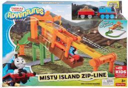 Mattel Tomek i przyjaciele Przeprawa na Wyspie Mgieł zestaw (382429)
