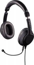 Słuchawki z mikrofonem Hama PC-Headset Black Desire (0053984)