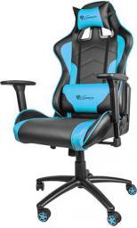 Fotel Genesis Nitro 880 Czarno-niebieski (NFG-0786)