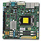 SuperMicro X11SSV-Q-B, Q170, DDR4, SATA3, MITX (MBD-X11SSV-Q-B)
