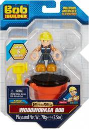 Mattel Bob Budowniczy + piasek kinetyczny (DYT91)