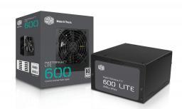 Zasilacz Cooler Master MasterWatt Lite 600W (MPX-6001-ACABW-EU)