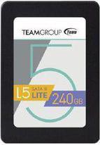 Dysk SSD Team Group L5 Lite 240GB SATA3 (T2535T240G0C101)