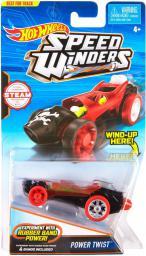 Hot Wheels Autonakręciak i samochodziki, Power Twist (DPB70/DPB75)