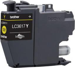 Brother tusz oryginalny LC-3617Y (yellow)