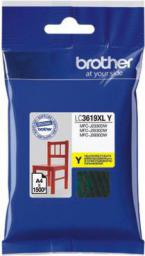 Brother tusz oryginalny LC-3619XLY (yellow)