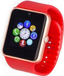 Smartwatch Garett Electronics G25 Czerwony  (G25 czerwony)