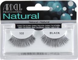 Ardell Natural 105 1 para sztucznych rzęs czarne