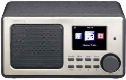 Radio Lenco DIR-100 czarne