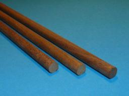 TPC Kołek z drewna orzechowego Ø 6 mm  (18806)