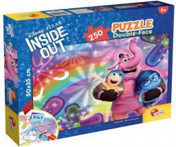 Lisciani Puzzle dwustronne 250el Inside Out (304-55579)