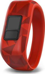 Smartband Garmin vivofit jr. lava Czerwony