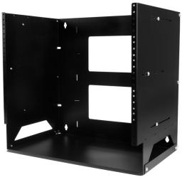Szafa StarTech 8U WALL-MOUNT RACK WITH SHELF (WALLSHELF8U)