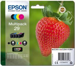 Epson Tusz C13T29864012, T29 (CMYK)
