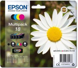 Epson Tusz C13T18064012, T180640 (CMYK)