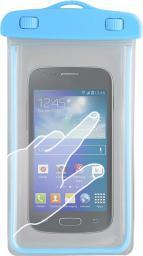 GreenGo Wodoodporny Glow 4.8 - 5.8'' 175x105mm Niebieski (GSM011522)