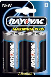 Rayovac Bateria D / R20 2szt.
