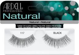 Ardell Natural 117 1 para sztucznych rzęs Czarne