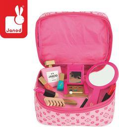 Janod Kosmetyczka z akcesoriami małej Miss (J06514)