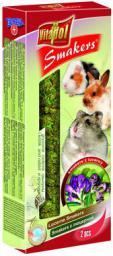 Vitapol Smakers z lucerną dla gryzoni i królika 90g