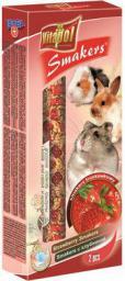 Vitapol Smakers truskawkowy dla gryzoni i królika Vitapol 90g