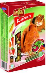 Vitapol Karma uzupełniająca warzywno - owocowa dla świnki morskiej 340g